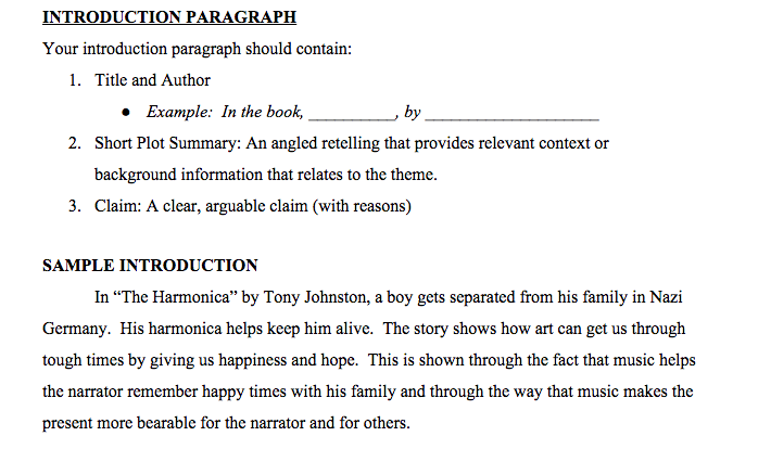 How to write a conclusion paragraph for an essay on empathy?